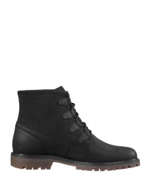 Cordova Waterproof Suede Winter Boots by Helly Hansen