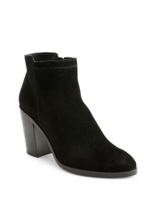 Stun Suede Booties by Dolce Vita