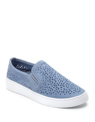 Perforated Leather Sneakers by Vionic
