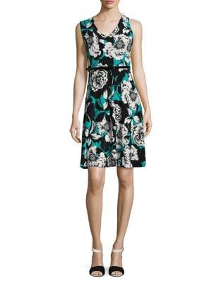 Floral Sheath Dress by Tommy Hilfiger