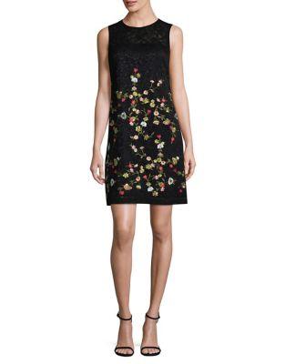Lace Mini Dress by Karl Lagerfeld Paris