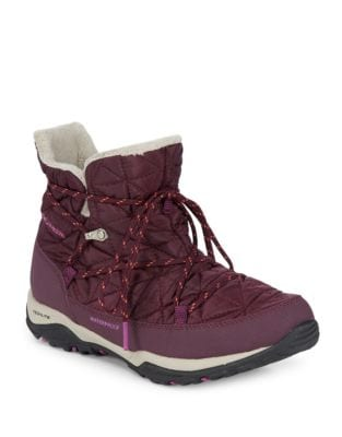 Loveland Shorty Omni-Heat Faux Fur Quilted Boots 500087722642