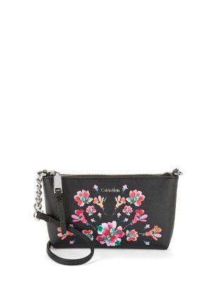 Floral Crossbody Bag 500087722692