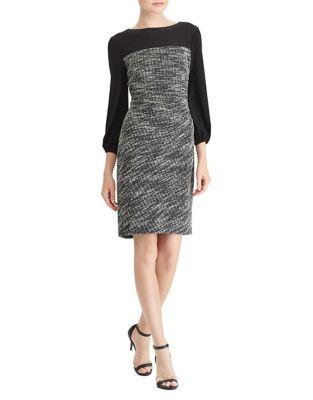 Chic Jersey Dress by Lauren Ralph Lauren
