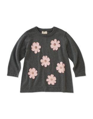 Little Girls Swing Sweater
