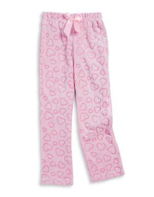 Girls Hearts Pajama Pants