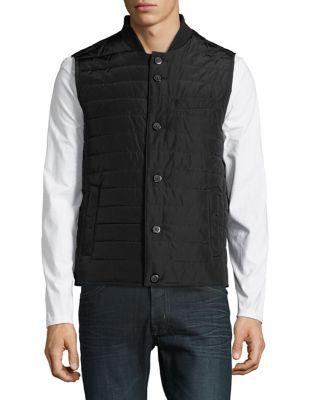 Sleeveless Puffer Vest...