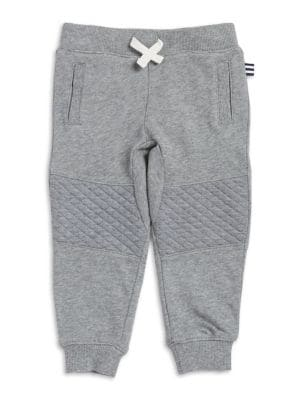 Baby Boys Quilted Jogger Pants