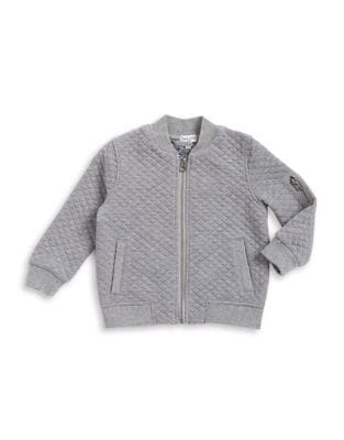 Baby's & Toddler's Quilted Zip Jacket 500087733339