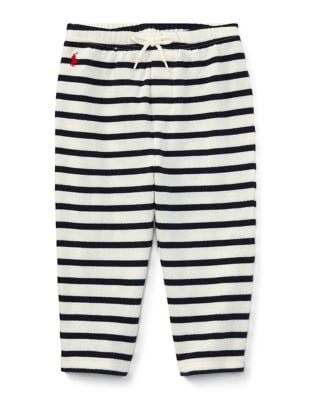 Baby Boys Striped Atlantic Terry Pant