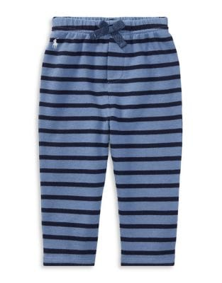 Baby Boys Striped Atlantic Terry Pants