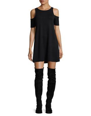 Cold Shoulder Mini Dress by BB Dakota
