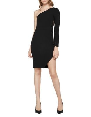 One-Shoulder Bodycon Dress by BCBGeneration