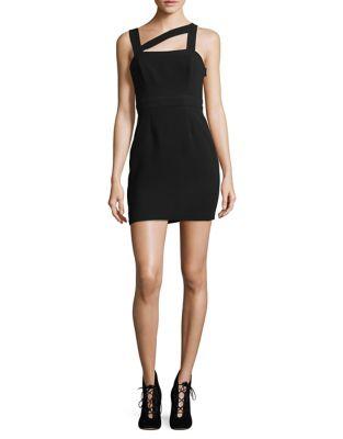 Strappy Sleeveless Mini Dress by BCBGeneration