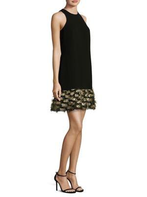 Sleeveless Shift Dress by Trina Turk