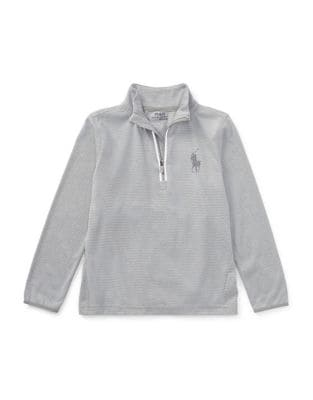 Little Boys Stretch Jersey Pullover