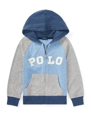 Little Boys Cotton Spa Terry Hoodie