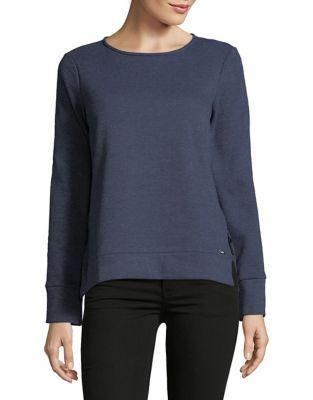 Heathered Sweatshirt...