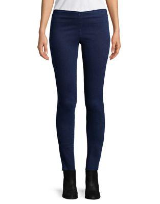 Raw Edge Skinny Jeans 500087753995