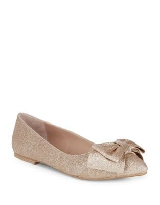 Bow Ballet Flats by Betsey Johnson