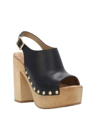 Marley Leather Sandals by Sam Edelman