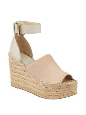 Adalyn Suede Espadrilles by Marc Fisher LTD