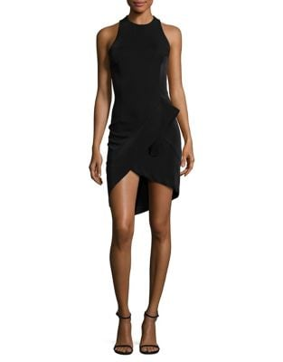 Sleeveless Bodycon Dress by AQ/AQ