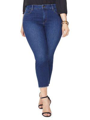 Plus Ankle Jeans 500087764126
