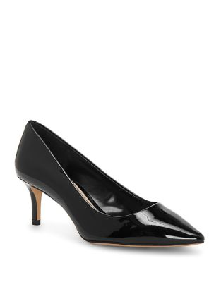 Kemira Patent Leather Pumps by Vince Camuto