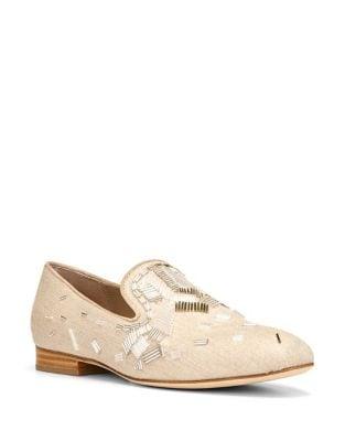 Lyle2 Embellished Loafers by Donald J Pliner