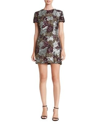 Holly Sequined Mini Dress by Dress The Population