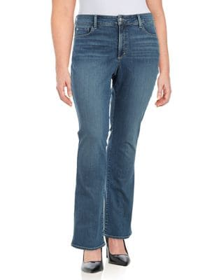 Plus Bootcut Jeans 500087785777