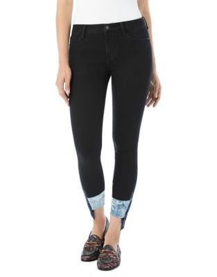 The Stiletto Skinny Ankle Jeans 500087786681