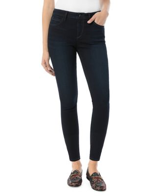 THE KITTEN SKINNY ANKLE JEANS