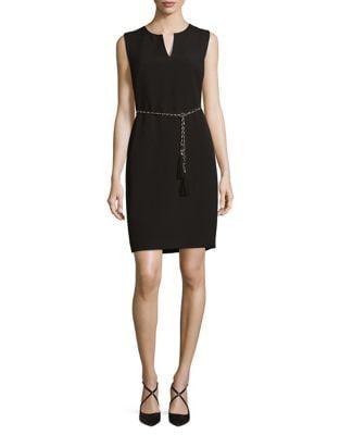 Chain Sheath Dress by Karl Lagerfeld Paris