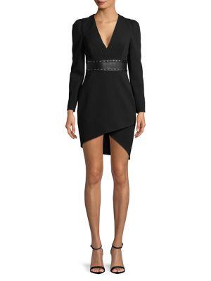 Asymetrical Open-Back Dress 500087793988