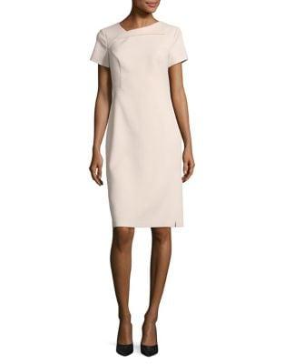 Short Sleeve Dress by Ivanka Trump