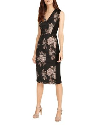 Narissa Jacquard Dress by Phase Eight