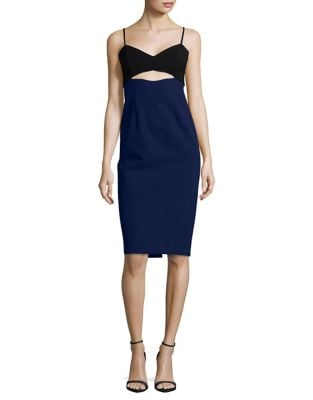 Two-Tone Dress by Jill Jill Stuart