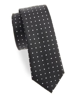 Boy's Andrew Dot Silk...
