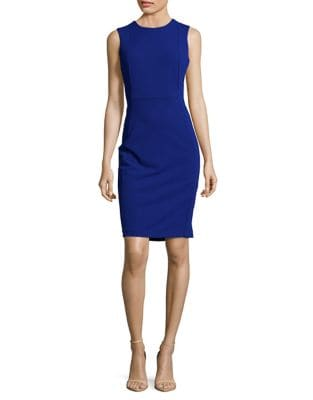 Regatta Sheath Dress by Calvin Klein