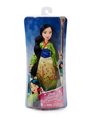 Royal Shimmer Mulan Doll 500087808084