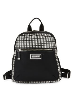 Checkered Backpack 500087809637