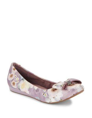 Ferista Textile Ballet Flats by Bandolino