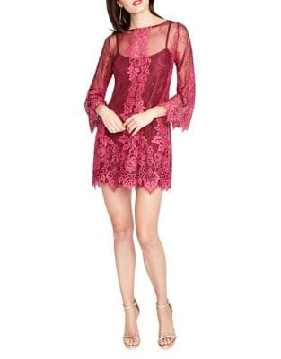 Bell Sleeve Lace Dress by RACHEL Rachel Roy
