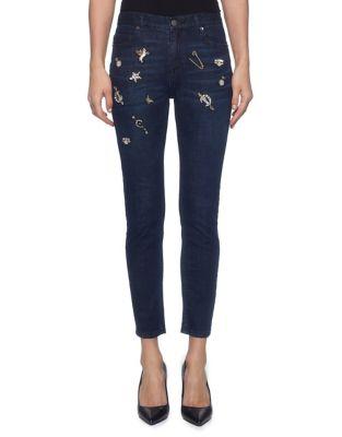 Embellished Jeans 500087816053