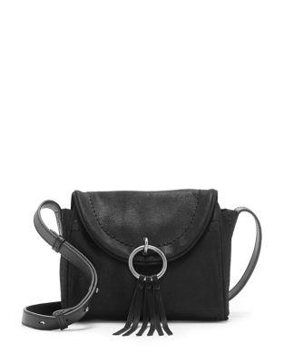 Lura Leather Crossbody Bag 500087817308