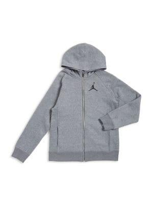 Boy's Fleece Carbon AJ...