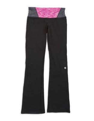 Girls Classic Yoga Pants