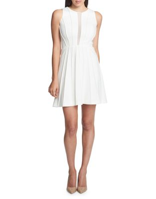 Pleated Sleeveless Dress by Guess